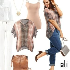 CAbi #240 Cover Up Tee